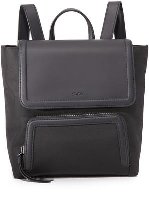 DKNY Nylon Backpack $348 thestylecure.com