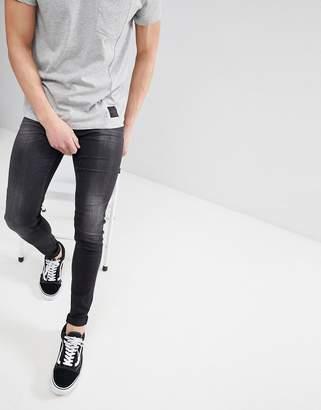 Cheap Monday Him Spray Super Skinny Jeans