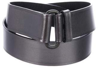 Vince Leather Waist Belt