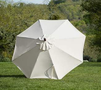 Pottery Barn Round Market Umbrella - Solid