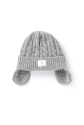 Country Road Cable Knit Beanie