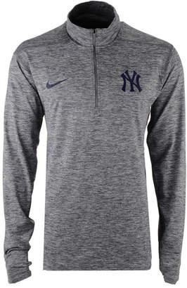 Nike Men's New York Yankees Dry Element Half-Zip Dri-fit Pullover
