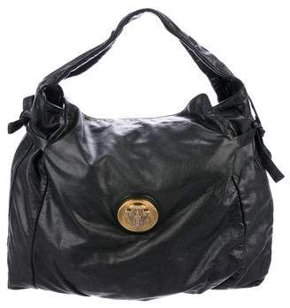 Gucci Leather Hysteria Hobo