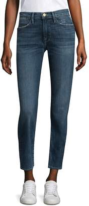 Peserico Women's Le Straight Randolph Jeans - Blue, Size 30 (8-10)