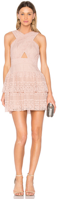 BCBGMAXAZRIA Alissa Dress $368 thestylecure.com
