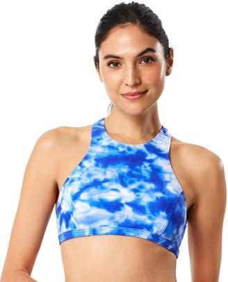 Speedo Women's High-Neck Bikini Top