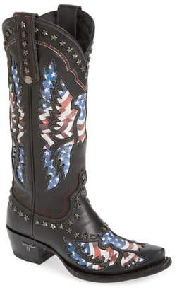 Old Glory Lane Boots Studded Western Boot
