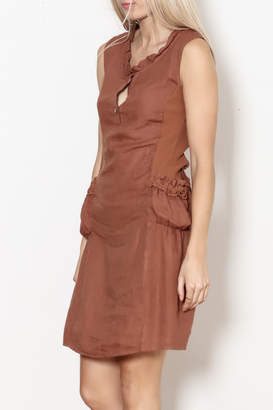 M Bolide Linnen Pocket Dress