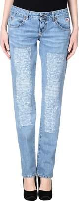 Roy Rogers ROŸ ROGER'S Denim pants - Item 42475382DR