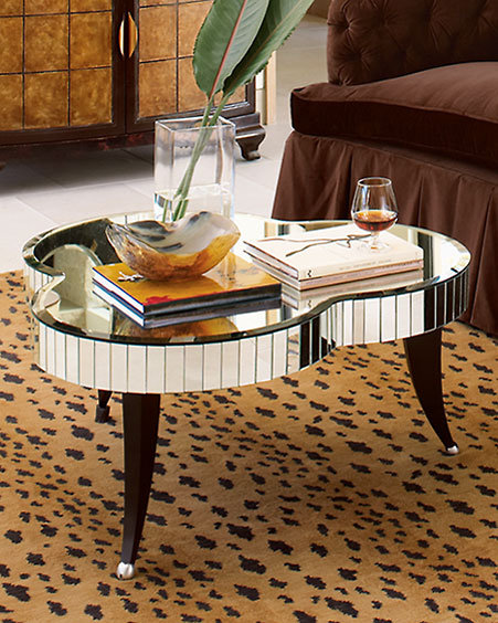 Clover-Shaped Table