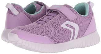Geox Kids Waviness 3 Girl's Shoes