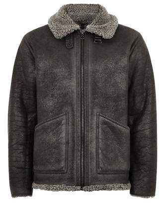 Topman Gray Mens Jackets Shopstyle