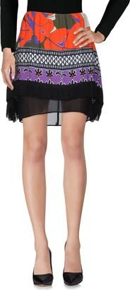 Pinko Knee length skirts - Item 35338196BK