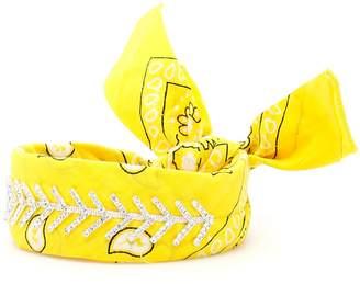 Fallon Monarch Diamante Choker