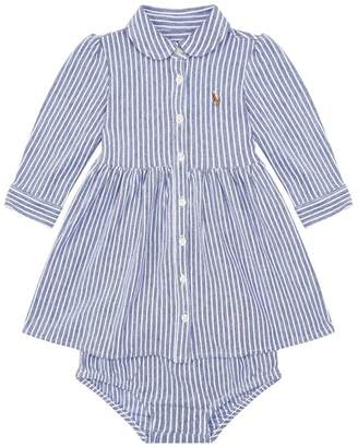 Polo Ralph Lauren Striped Shirt Dress