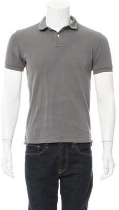 Simon Spurr Piqué Polo Shirt