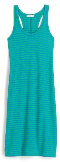 Women's J.crew Racerback Tank Dress