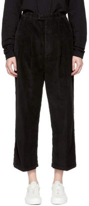 Perks And Mini Black Sumerian Pike Trousers