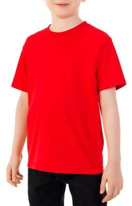 Fruit of the Loom Boys' Short Sleeve Crew Neck T Shirt