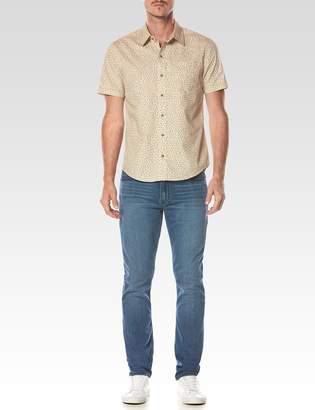 Paige Becker Shirt - White Pepper Austin Print