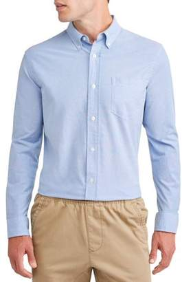 db022ef7 George Blue Men's Longsleeve Shirts - ShopStyle