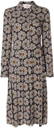 DAY Birger et Mikkelsen La Doublej Girasoli shirt dress
