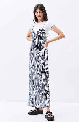 LIONESS Easy Does It Maxi Dress