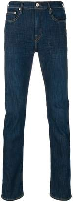 Paul Smith high rise straight jeans