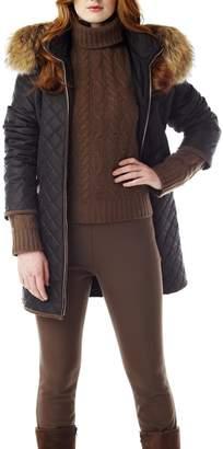 M. Miller Furs Strella Quilted Coat