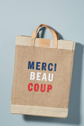 Apolis Merci Tote Bag