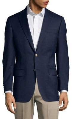 Hart Schaffner Marx Two-Button Suit Jacket