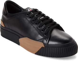 Moncler Conrad Low-Top Leather Sneakers