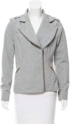 Marc Bouwer Jersey Zip-Up Jacket