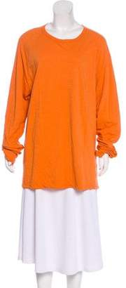James Perse Long Sleeve Oversize Tunic