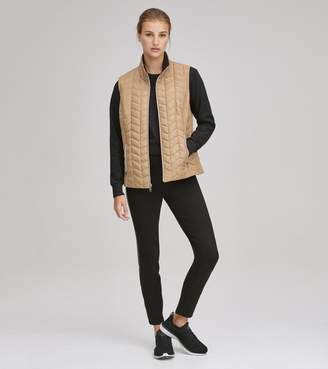 Andrew Marc Final Sale REESE QUILTED SYNTHETIC DOWN VEST