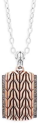 John Hardy Men's Diamonds Pendant Necklace