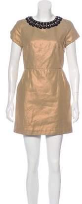 3.1 Phillip Lim A-Line Mini Dress