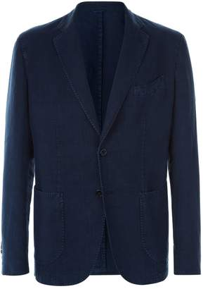 Harrods Single-Breast Linen Jacket
