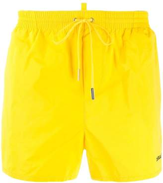 4572fa7aa7 DSQUARED2 Yellow Men's Swimsuits - ShopStyle