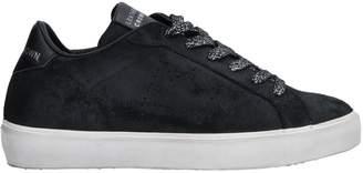 Leather Crown Low-tops & sneakers - Item 11531834VA