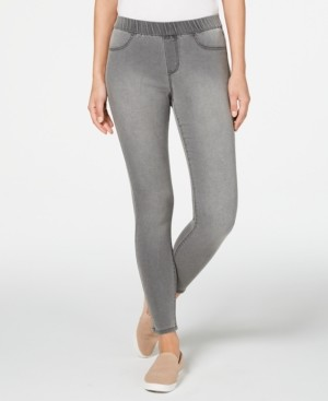 Style&Co. Style & Co Petite Pull-On Skinny Jeggings, Created for Macy's