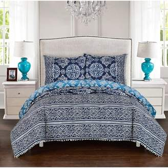 LUX-BED Peridot Comforter Set by Lux-Bed