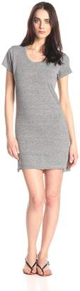 Alternative Women's T-Shirt Dress, Eco Grey