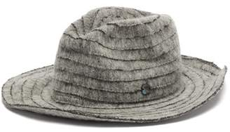 Filù Hats Filu Hats - Inverness Wool Hat - Womens - Grey