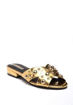 Kenneth Cole New York Verna Studded Slide Sandal