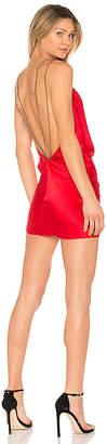 VATANIKA Backless Slip Dress