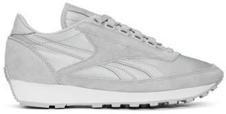 Reebok Classics Grey FACE Stockholm Edition Aztec OG Sneakers