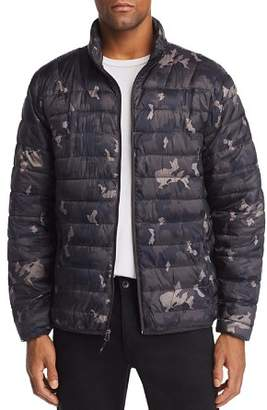 Hawke & Co Camouflage-Print Lightweight Packable Puffer Jacket