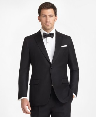Brooks Brothers Fitzgerald Fit Golden Fleece One-Button Notch Tuxedo