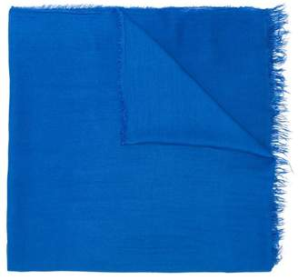 MonnaLisa fringed scarf
